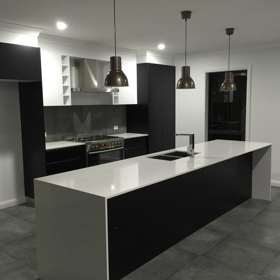 Kitchen by SMW in WJM home