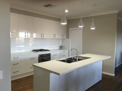 Kitchen by SMW in Dunst home