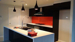 Black Createc High Gloss Cabinets