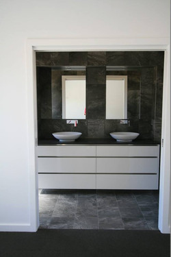 Vanity by SMW in Bright home