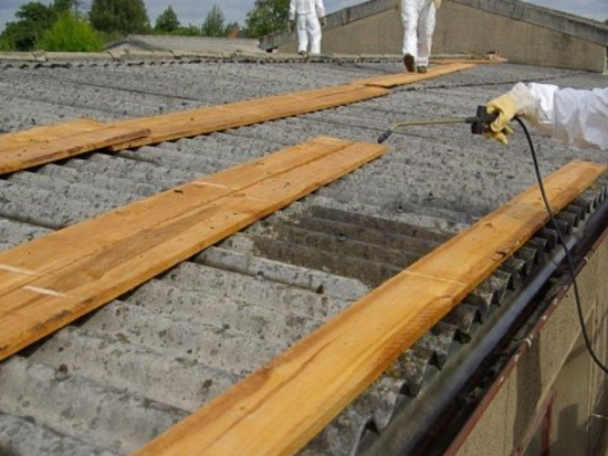 How Do You Have Asbestos Removed From Your Home?