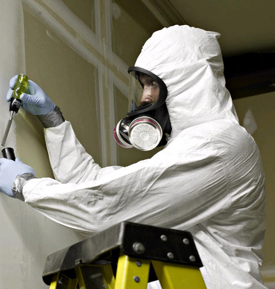 What is Loose Fill Asbestos and How To Test For It