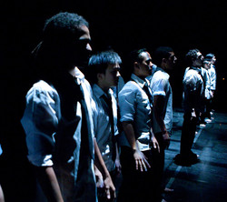 In the Men's room 2009*