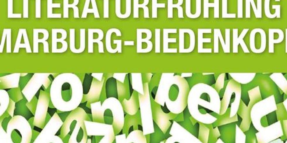 Literaturfrühling Marburg Biedenkopf