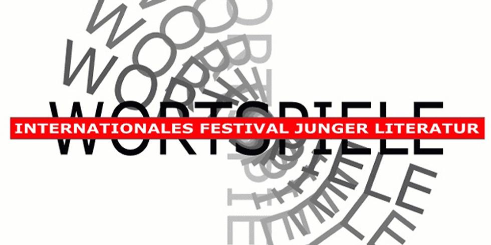 Wortspiele Festival München
