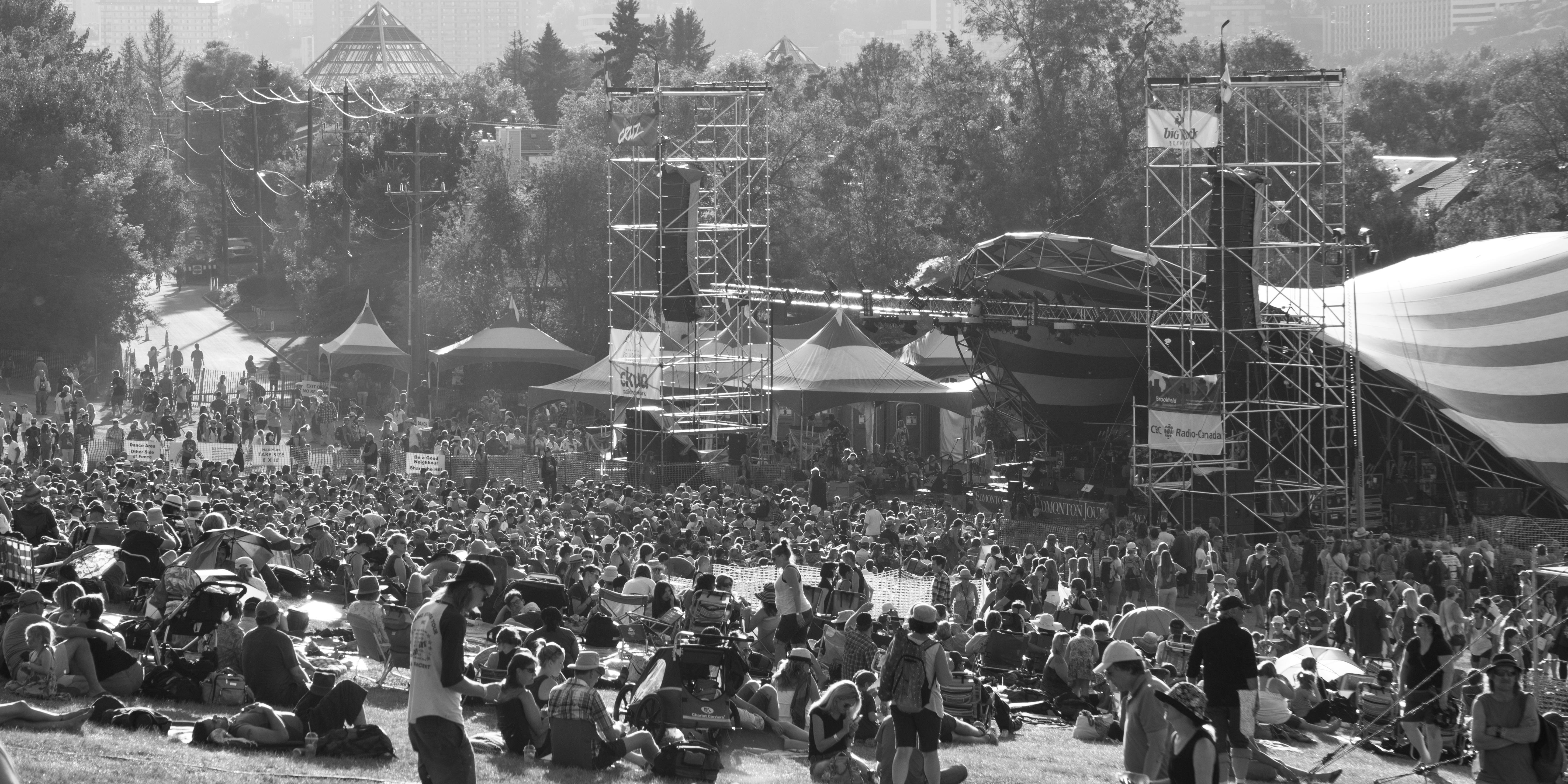 Edmonton Folk Music Festival (2014)