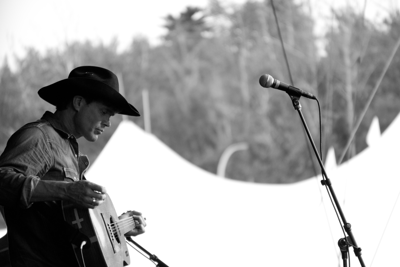 Corb Lund. 2012