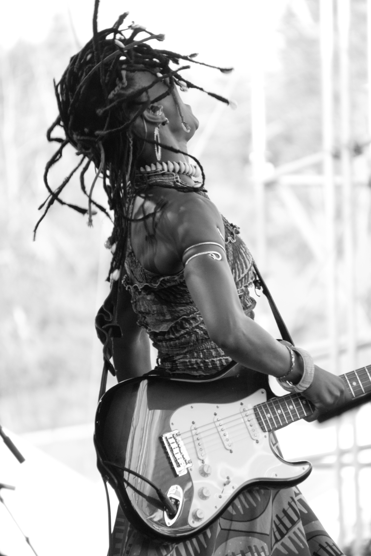Fatoumata Diawara II @ EFMF (2013)