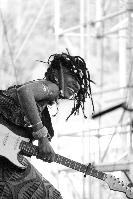 Fatoumata Diawara III @ EFMF (2013)