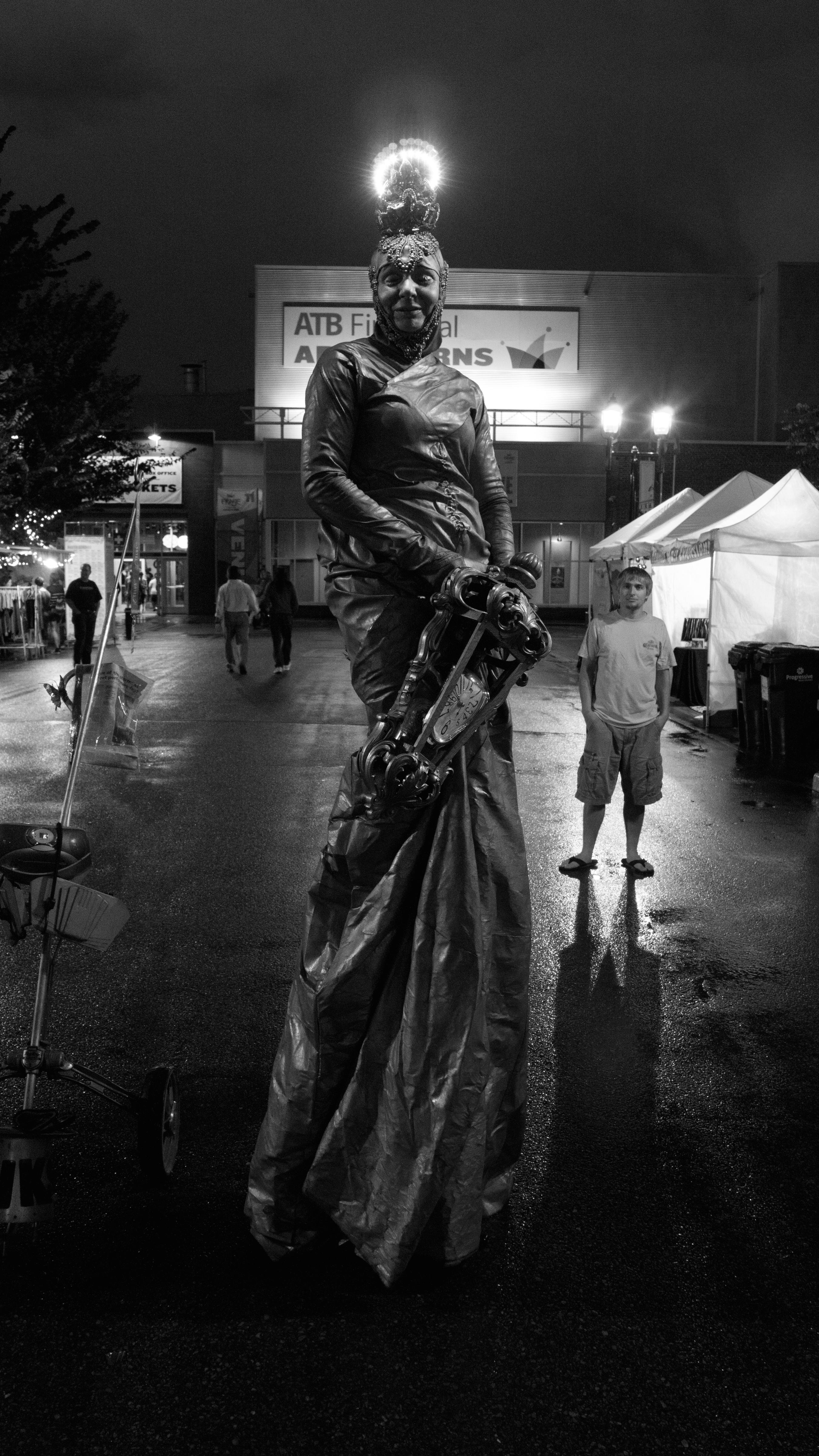 Fringe / Maryanne. 2013