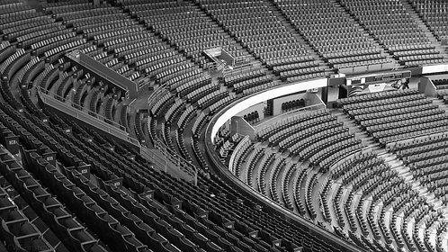 Coliseum / Framed 16X20