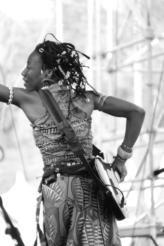 Fatoumata Diawara I @ EFMF (2013)