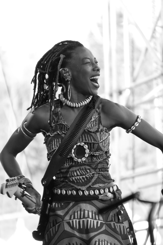 Fatoumata Diawara IV @ EFMF (2013)