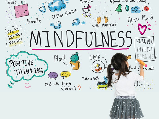 Mindfulness for Kids and Young Adults
