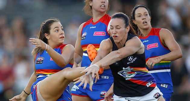 How These Four Rising Stars Can Guide The Western Bulldogs To Aflw