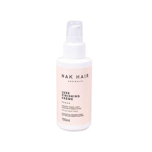 NAK HAIR Luxe Finishing Creme