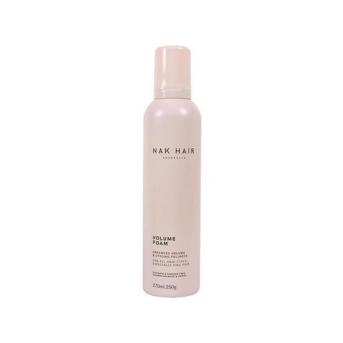 NAK HAIR Volume Foam