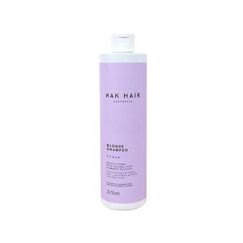 NAK HAIR Blonde Shampoo