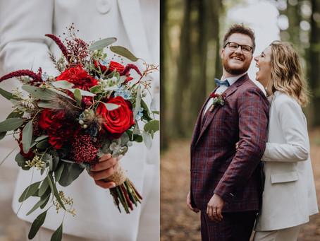 #WeddingWednesday: Margot & Pim: 'Ik was nerveus voor de reacties, maar voelde me 200% mezelf