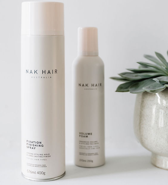 NAK haircare