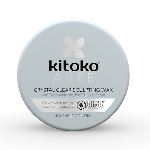 Kitoko Arte Crystal Clear Sculpting Wax