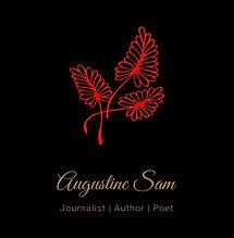 AuthorSuite logo: Augustine - Journalist | Author | Poet