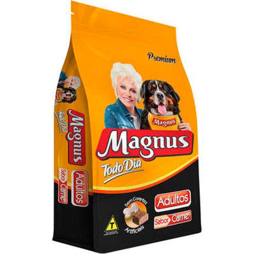 Ração Magnus Todo Dia Sabor Carne Adulto