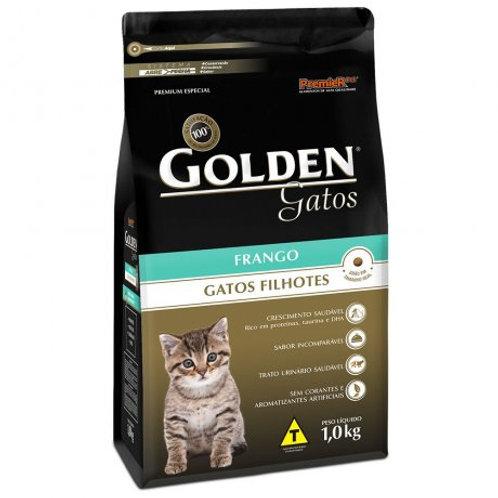 Ração Golden Gato Filhote Frango