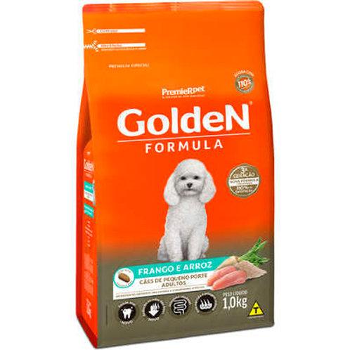 Ração Premier Golden Formula Cães Adulto Frango e Arroz Mini Bits