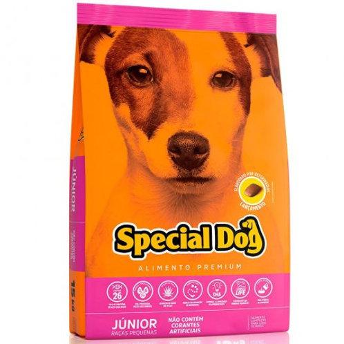 Ração Special Dog Jr Filhotes Raças Pequenas