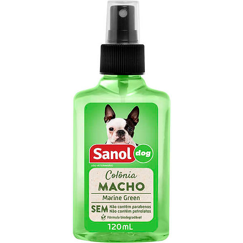 Côlonia Sanol Dog Macho