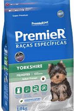 Ração Premier Raças Específicas Yorkshire Filhotes Frango