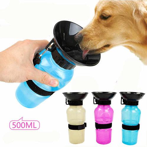Garrafa de Água para Pet