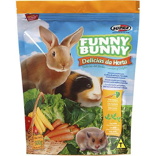 Ração para Roedores Funny Bunny