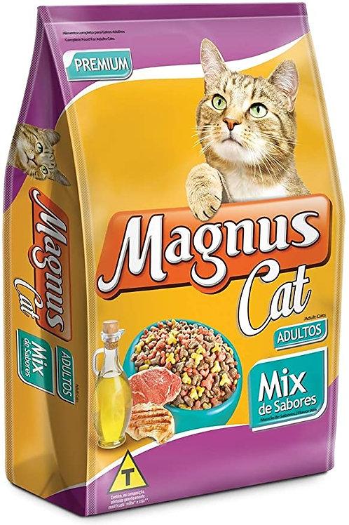 Ração Magnus Cat mix Adulto