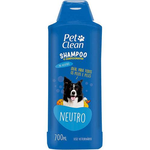 Shapoo e Condicionador Pet Clean Neutro