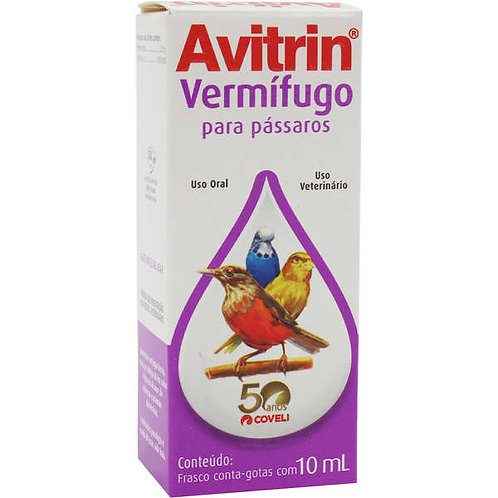 AvitrinbVermífugo