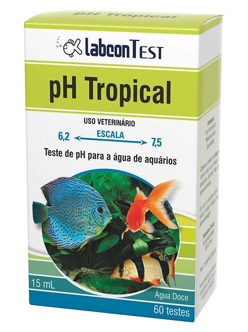 pH Tropical Teste de pH para a água de Aquarios