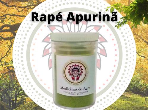 Rapé Apurinã Awiri10g  + Brindes: 1 Mini Rapé 2g (Diversos) + Kuripe Bio6