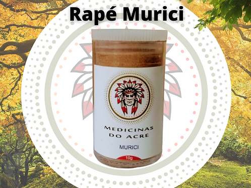 Rapé Murici 10g  + Brindes: 1 Mini Rapé 2g (Diversos) + Kuripe Bio