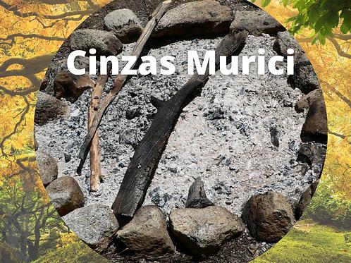 Cinza de Murici250g - Origem - Etnia Shawandawa - Acre