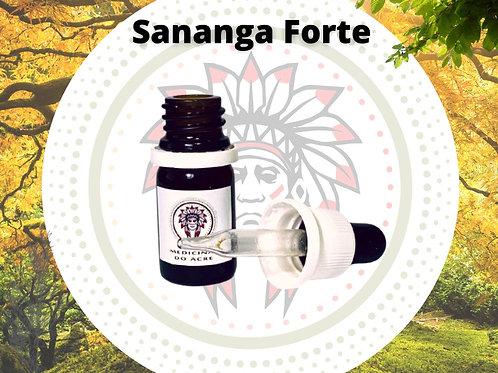 Sananga Forte 5ml - Conta-Gotas ponta fina para aplicação ocular