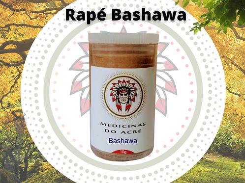 Rapé Bashawa 10g  + Brindes: 1 Mini Rapé 2g (Diversos) + Kuripe Bio