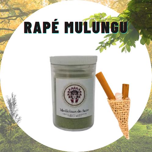 10g Rapé Mulungu Medicinal + Kuripe Bambu + Brinde