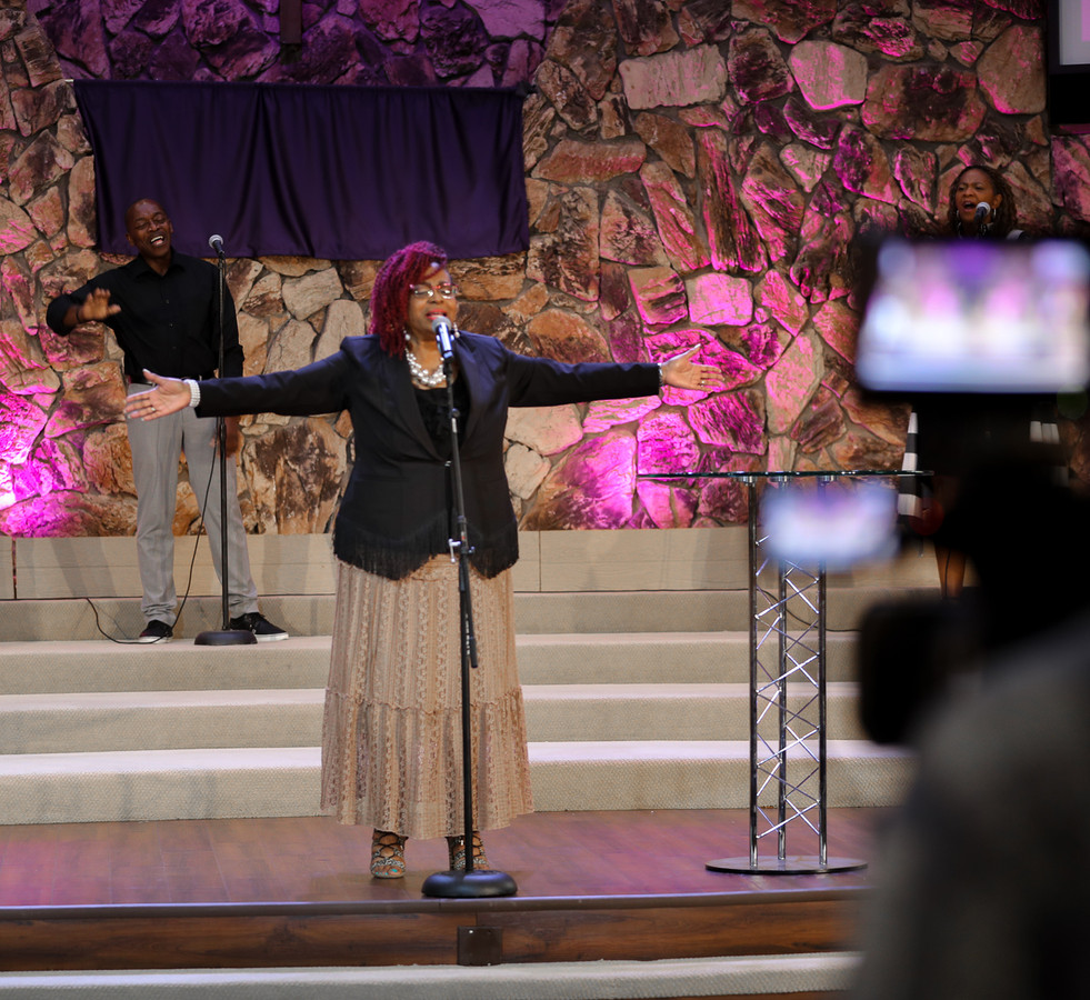 9-19 Emmanuel Baptist Church - San Jose, CA - 2