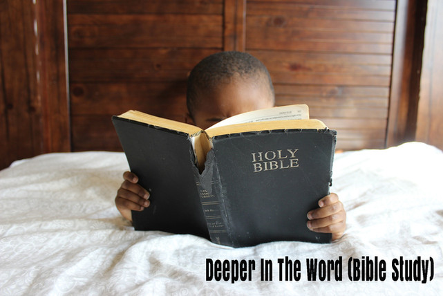 DITW - Deeper In The Word