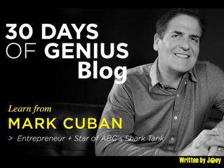 30 Days Of Genius: Mark Cuban