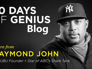 30 Days Of Genius Blog: Daymond John
