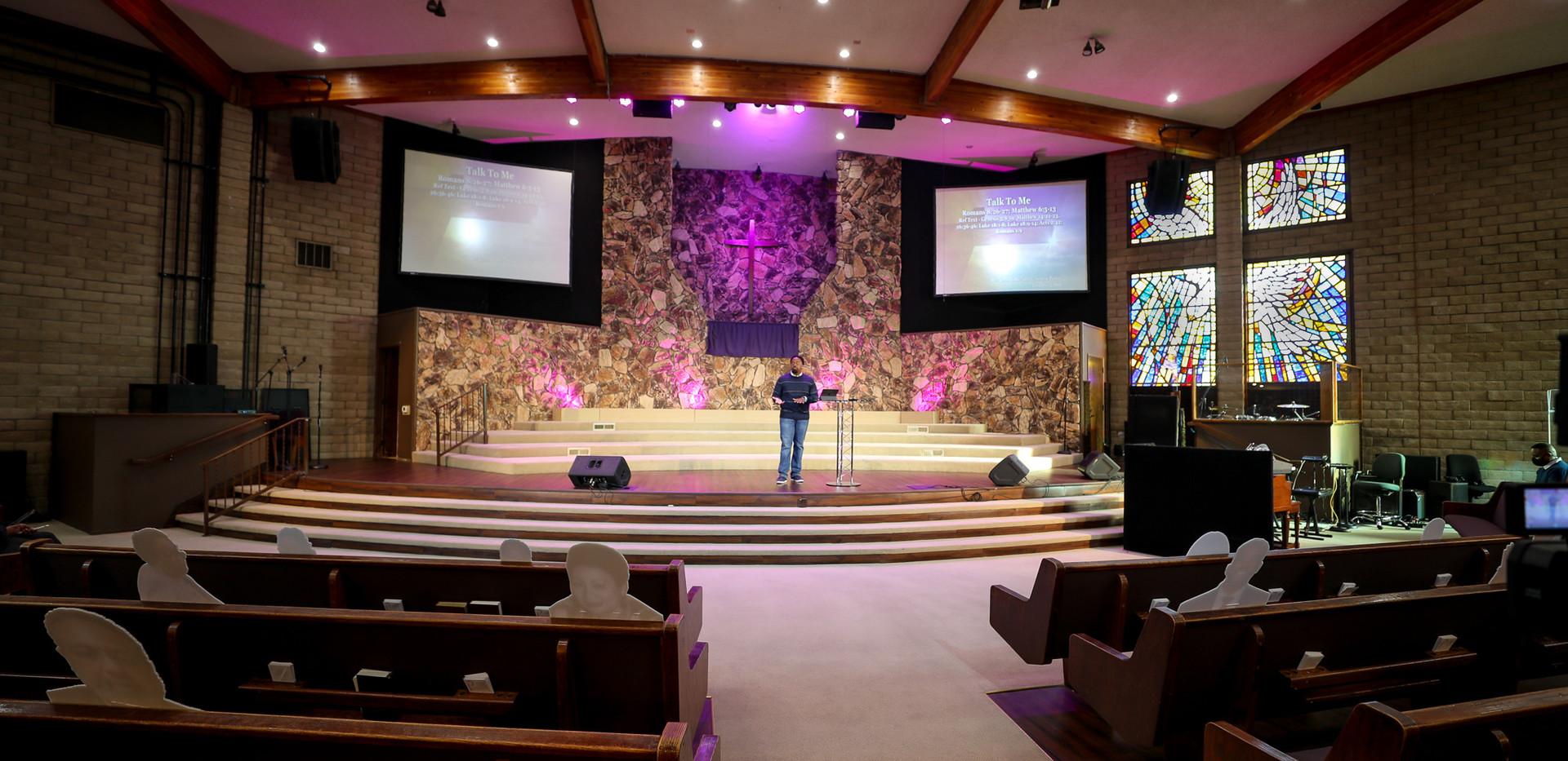 1/17/21 - Emmanuel Baptist Church - San Jose, CA - 4