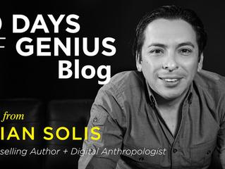 30 Days Of Genius Blog: Brian Solis